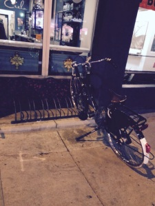 Not a bike rack