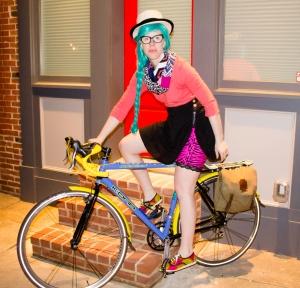 Char and Bike 2