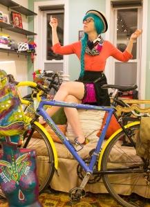 Char and Bike