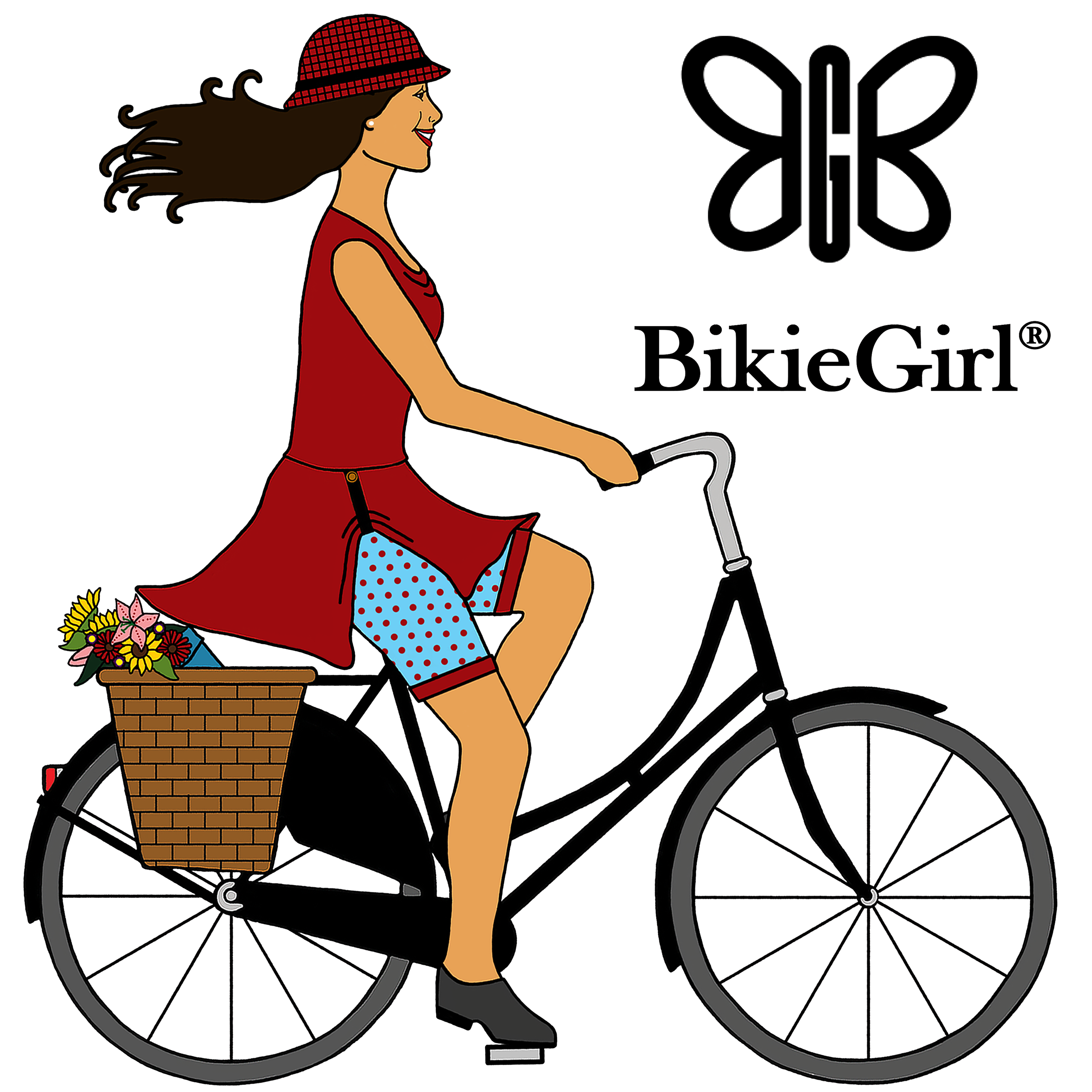 bikie girl final 111618 with text and butterfly